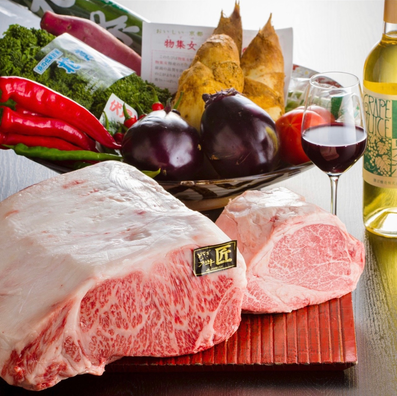【おまかせコース】<p>コース内容: 先付・お造り・季節の一品・主菜・小鍋・お食事・水菓子</p>