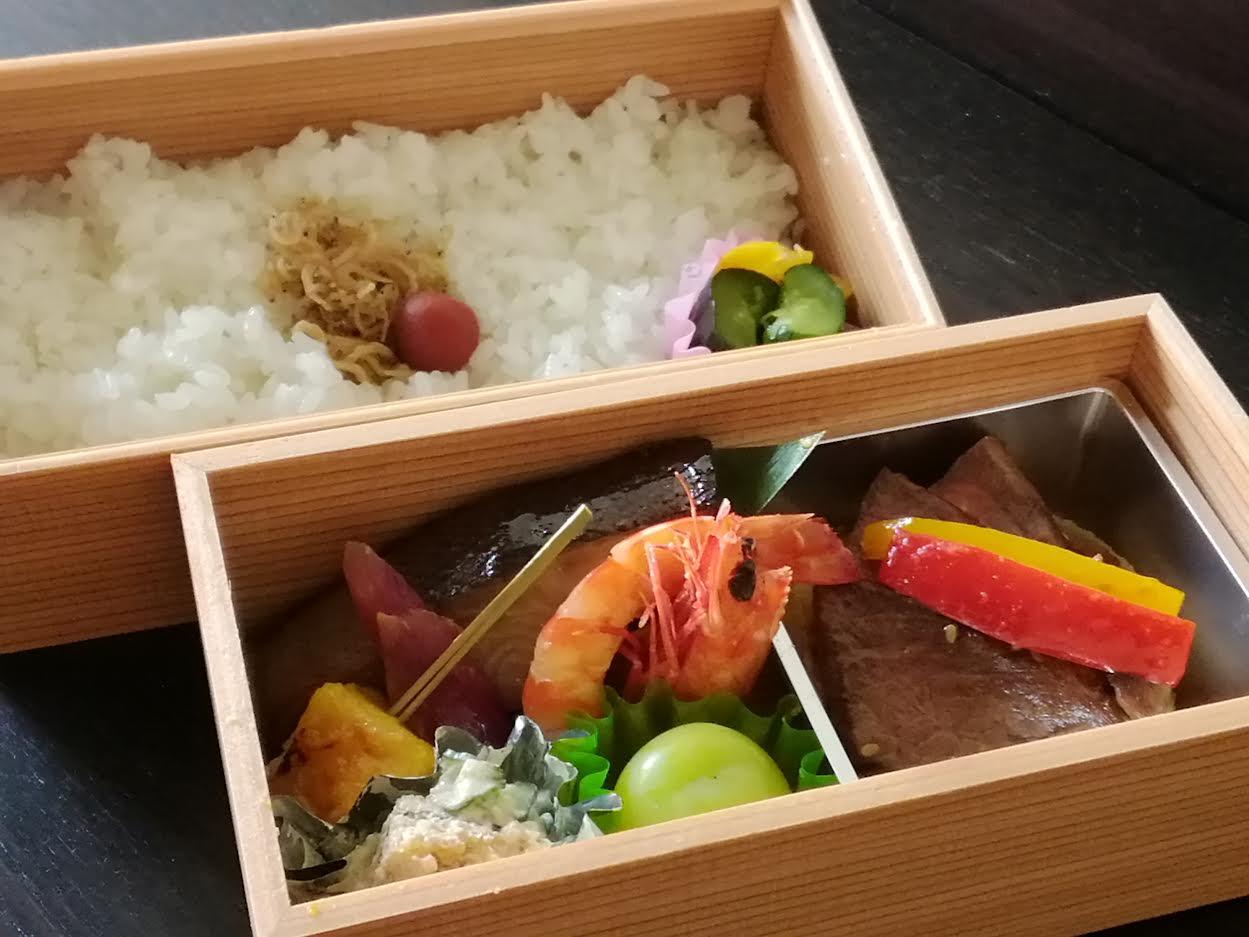 【銀だらおまかせ弁当】2,700円/炊込ご飯3,240円<p>銀だら西京焼・とちぎ和牛、 旬の品々を詰めた御弁当です。</p>
